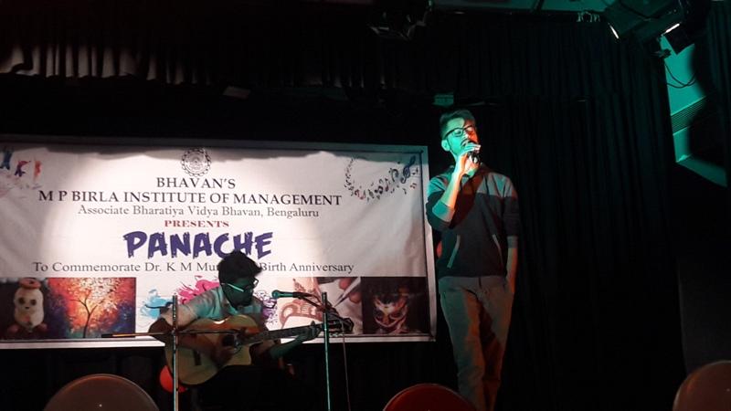 PANACHE 2018 Cultural Fest