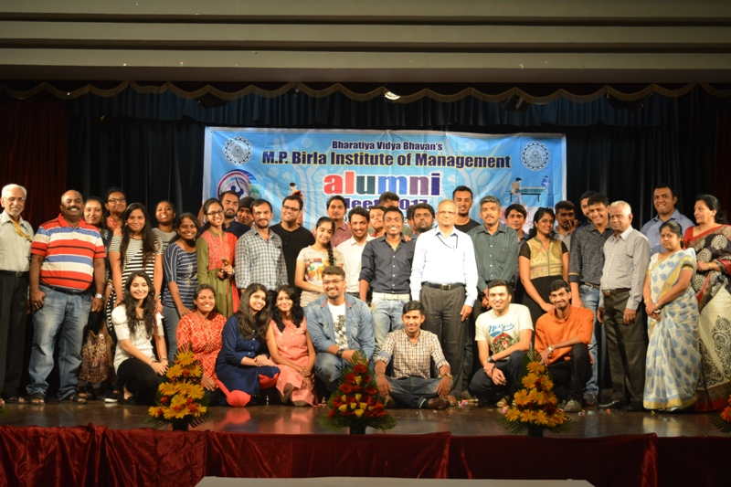 Alumni Meet 2017 held on 19.3.2017